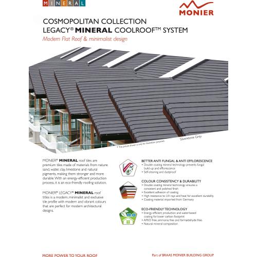 Monier Roof Tiles System Homeleader